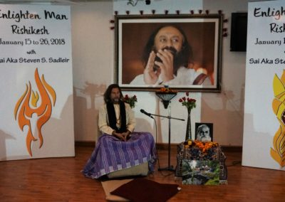 Satsang at Art of Living